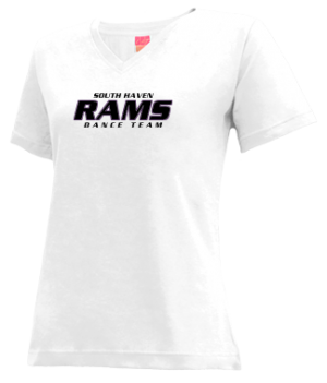 Women's South Haven High School Rams Apparel