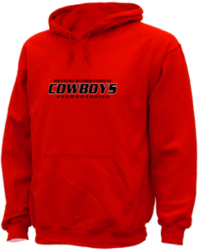 Men's Western International High School Cowboys Apparel