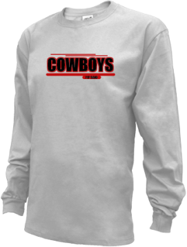 Kids Western International High School Cowboys Apparel