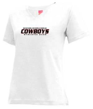 Women's Western International High School Cowboys Apparel