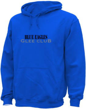 Men's Clover High School Blue Eagles Apparel