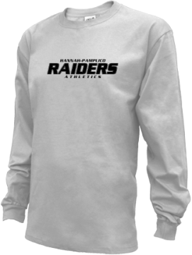 Kids Hannah-pamplico High School Raiders Apparel