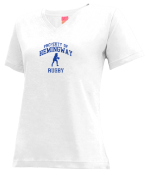 Women's Hemingway High School Tigers Apparel